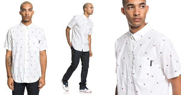 Camisa DC Shoes Up Pill barata, ropa de marca barata, ofertas en camisas chollo