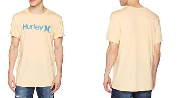Camiseta-para-hombre-Hurley-M-OneOnly-Push-barata-camisetas-baratas-ofertas-en-ropa-chollo