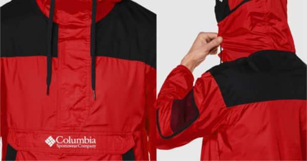 Cortavientos Columbia Challenger barato. Ofertas en ropa de marca, ropa de marca barata, chollo