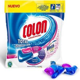 Detergente para la ropa en cápsulas Colon Vanish quitamanchas barato, detergentes de marca baratos, ofertas supermercado