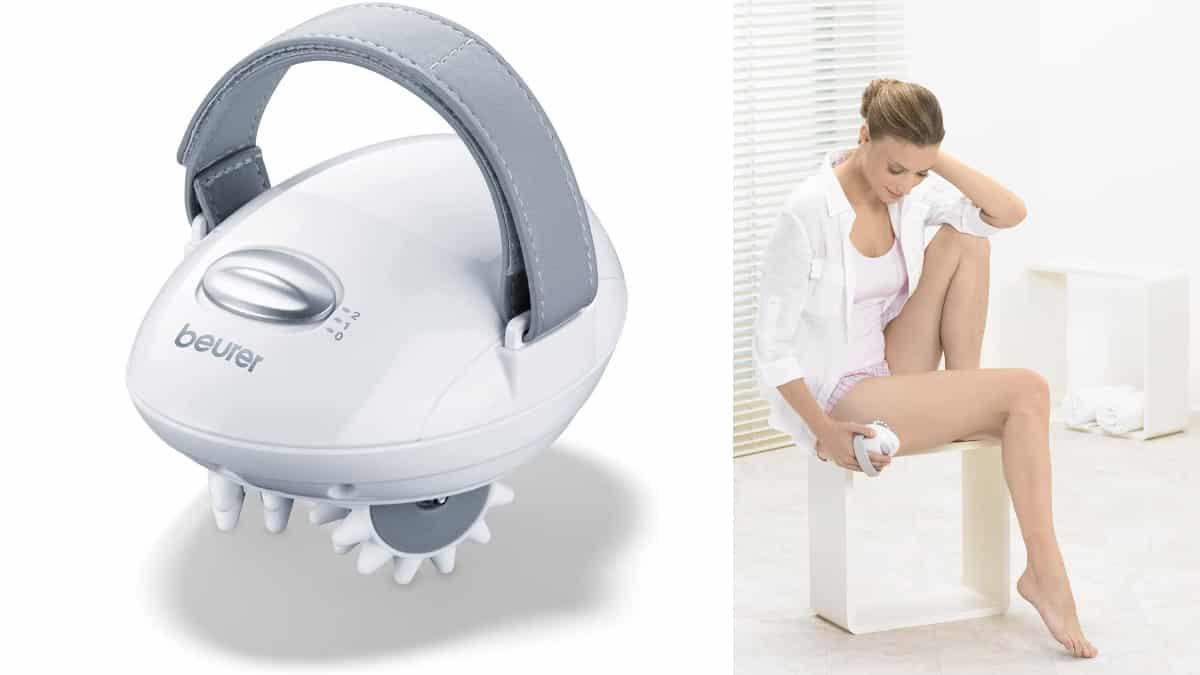 Masajeador para celulitis Beurer CM50 barato, masajeadores baratos, ofertas belleza, chollo