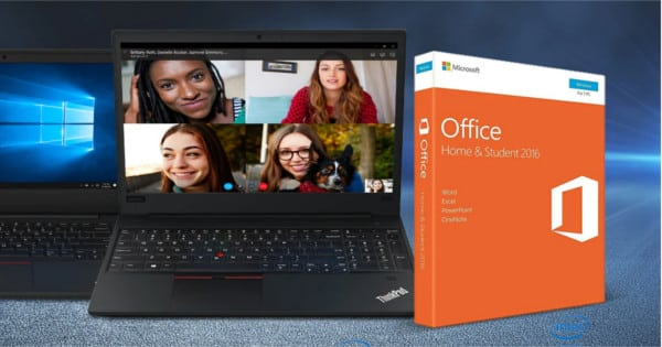 Office Gratis con Lenovo ThinkPad E490 y E495, chollo