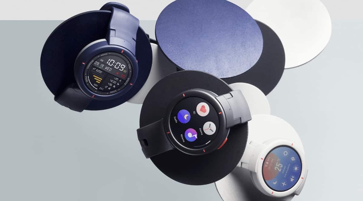 Reloj GPS Amazfit Verge barato. Ofertas en relojes GPS, relojes GPS baratos, chollo