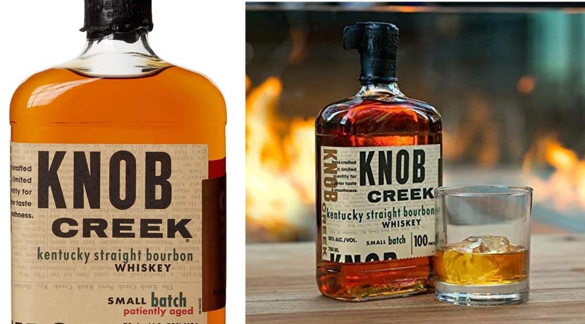 Whisky Knob Creek barato. Ofertas en whisky, whisky barato, chollo
