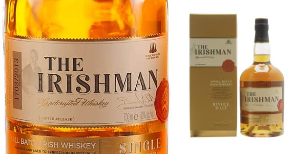 Whisky The Irishman barato. Ofertas en whisky, whisky barato, chollo