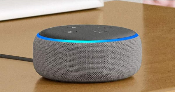 Amazon Echo Dot reacondicionado certificado barato, chollo