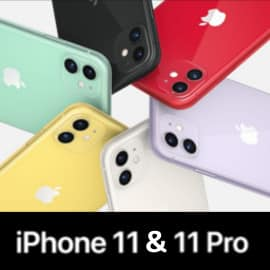 Apple iPhone 11, iPhone 11 Pro y iPhone 11 Pro Max baratos. Ofertas en Apple, móviles baratos