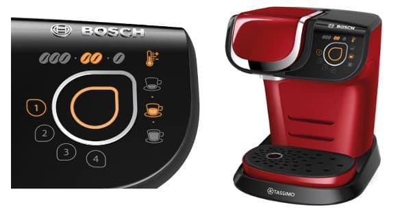 Cafetera de cápsulas Bosch Tassimo My Way TAS6003 barata, ofertas en cafeteras, electrodomésticos de cocina baratos chollo
