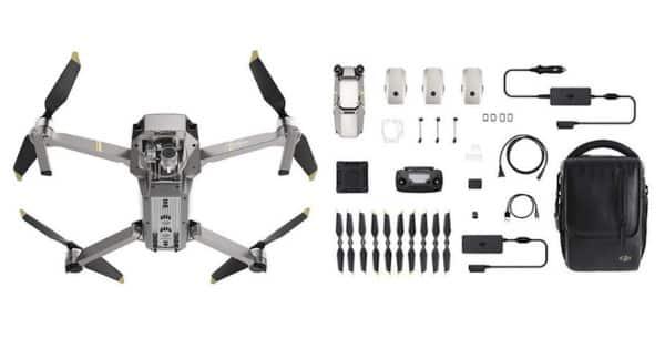 Dron DJI Mavic Platinum Fly More Combo barato. Ofertas en drones, donres baratos, chollo