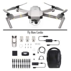 Dron DJI Mavic Platinum Fly More Combo barato. Ofertas en drones, donres baratos