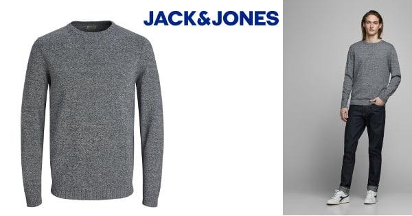 Jersey de punto Jack & Jones Jjebasic barato, jerséis baratos, ofertas en ropa, chollo