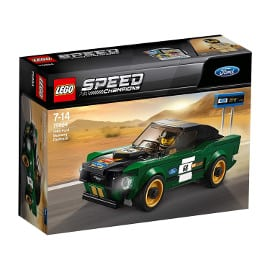 LEGO Speed Champions Ford Mustang Fastback de 1968 barato, LEGO baratos