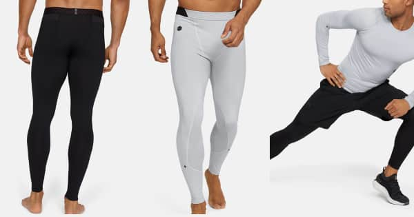 Mallas de compresión Under Armour Rush barata, ropa deportiva barata, ofertas en mallas chollo
