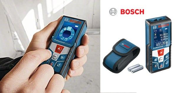 Medidor láser Bosch Professional GLM 50 C barato, medidores láser baratos, chollo