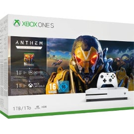 Pack Xbox One S 1TB con Anthem barata, packs consolas baratos