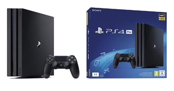 Playstation 4 Pro barata, consolas baratas, chollo