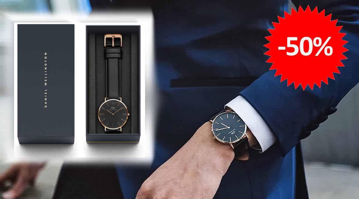 Reloj Daniel Wellington Classic Sheffield barato, ofertas en relojes, relojes baratos