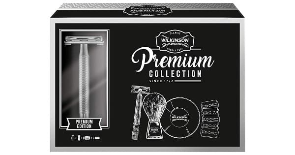 Set de regalo Wilkinson Sword Premium Collection barato, afeitadoras baratas, ofertas para ti chollo