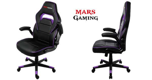 Silla gaming Mars Gaming MGC117 barata, sillas gaming baratas, chollo