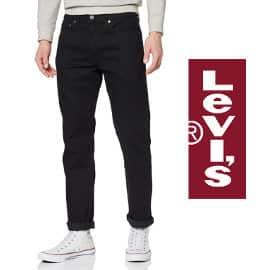 Vaqueros Levi's 502 Regular Taper baratos, ropa de marca barata, ofertas en pantalones