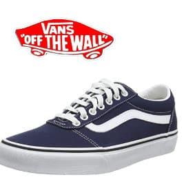 Zapatillas para hombre Vans Ward Canvas baratas, zapatillas de marca baratas, ofertas calzado