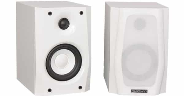 Altavoces Madison MAD-4WH baratos, altavoces baratos, chollo
