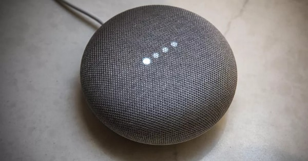 Altavoz inteligente Google Home Mini barato, altavoces baratos, ofertas en electronica chollo