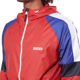 Chaqueta Levi's Colorblock Windrunner barata, ropa de marca barata, ofertas en chaquetas