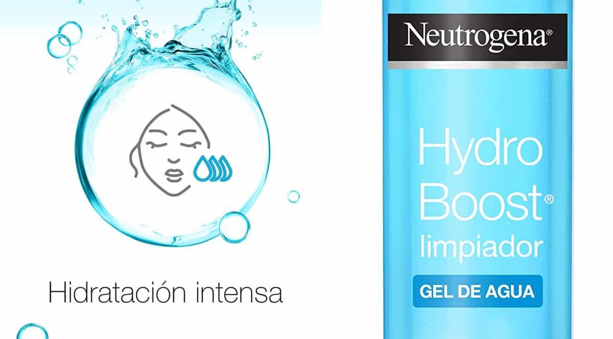 Gel limpitador Neutrogena Hydro Boost barato. Ofertas en productos de belleza, productos de belleza baratos, chollo