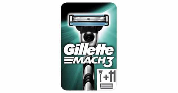 Gillette Mach3 barata, chollo