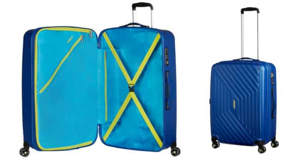 Maleta American Tourister Air Force One barata. Ofertas en maletas, maletas baratas, chollo