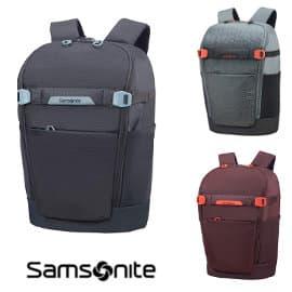 Mochila para portátil Samsonite Hexa-Packs barata, mochilas para portátil de marca baratas, ofertas informática