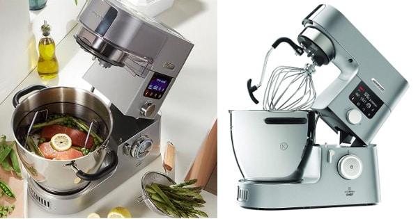 Robot de cocina Kenwood Cooking Chef KCC9060S barato, electrodomésticos baratos, ofertas robot cocina chollo