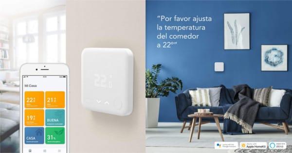 Termostato inteligente tado V3 barato. Ofertas en termostatos, termostatos baratos, chollo