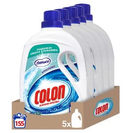 155 dosis de detergente Colon Nenuco barato, detergente barato, ofertas en supermercado