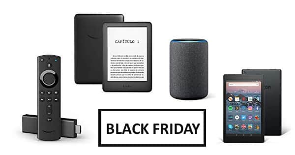 Black Friday en dispositivos Amazon, chollo