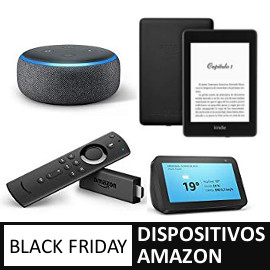 Black Friday en dispositivos Amazon.