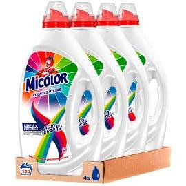 ¡Precio mínimo histórico! Detergente Micolor Adiós al Separar 120 lavados sólo 19.38 euros.