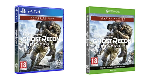 Ghost Recon Breakpoint barato, videojuegos baratos, chollo
