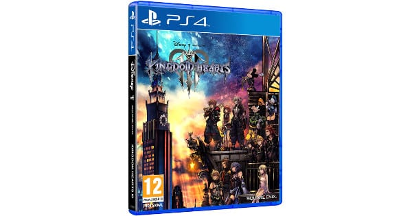 Kingdom Hearts 3 PS4 barato, videojuegos baratos, chollo