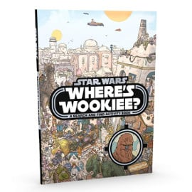 Libro Star Wars Where is The Wookie barato, libros baratos