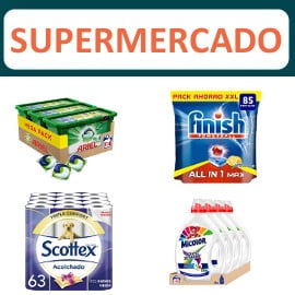 Ofertas Black Friday supermercado