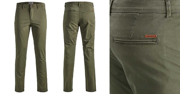 Pantalones Jack & Jones Marco Bowie baratos, ropa de marca barata, ofertas en pantalones chollo