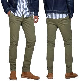 Pantalones Jack & Jones Marco Bowie baratos, ropa de marca barata, ofertas en pantalones