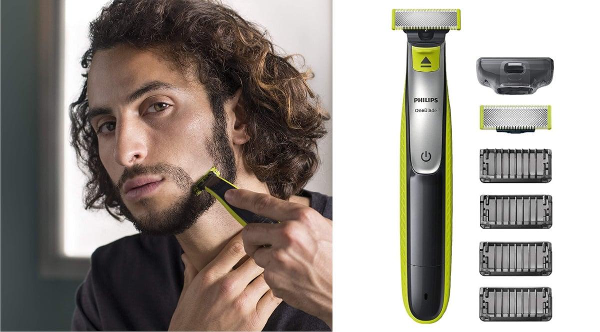 Recortadora de barba Philips OneBlade Shaver QP253030 barata, afeitadoras baratas, ofertas para ti