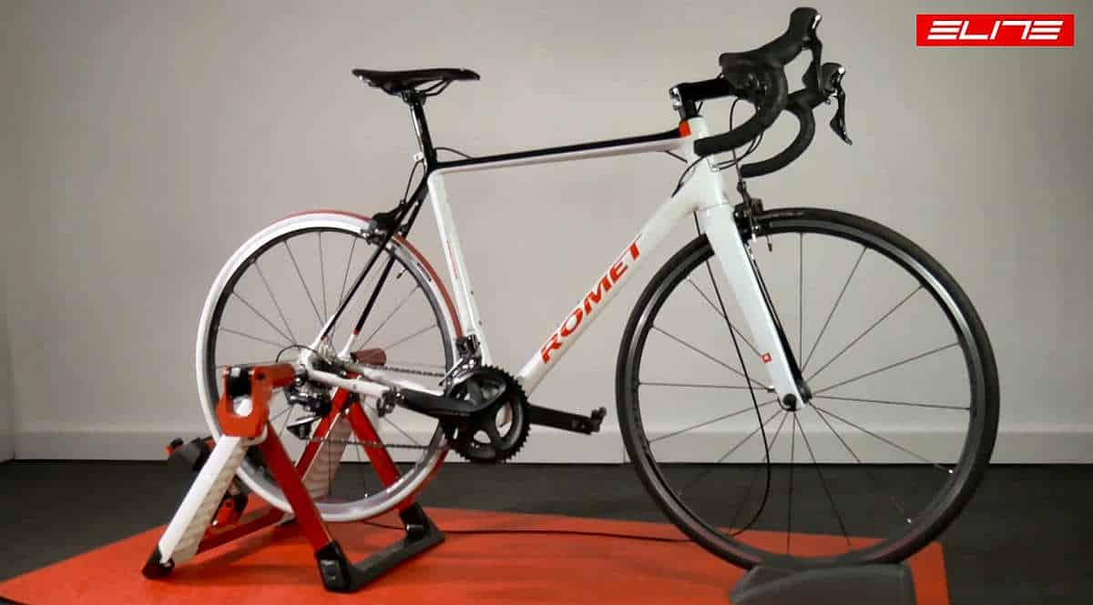 Rodillo de ciclismo Elite Novo Force barato, material de ciclismo barato, artículos para ciclismo baratos, chollo
