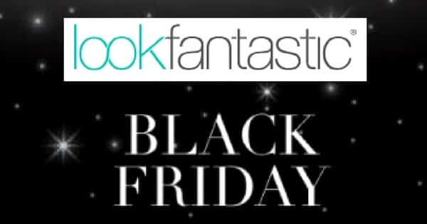 lookfantastic black friday barato, ofertas black friday lookfantastic chollo