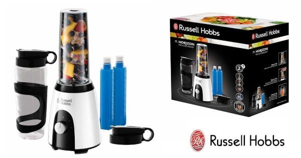 Batidora de vaso Russell Hobbs Horizon Mix & Go Boost barata, licuadoras baratas, electrodomésticos baratos chollo