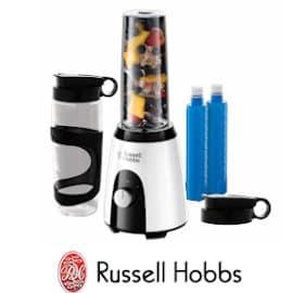 Batidora de vaso Russell Hobbs Horizon Mix & Go Boost barata, licuadoras baratas, electrodomésticos baratos
