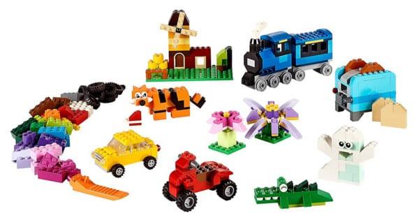 Caja de 484 piezas LEGO Classic barata. Ofertas en juguetes, juguetes baratos, chollo